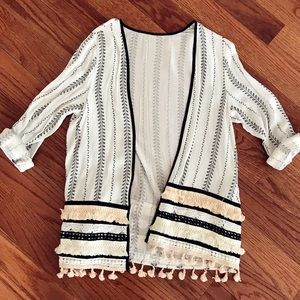 Sweaters - Bohemian Style Cardigan